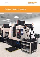 Brochure:  Equator™ gauging systems