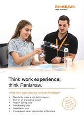 Flyer:  Work experience 2019