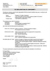 Certificate (CE): Fanbeam 5.0 System (Standard) ECD-YK2017-006