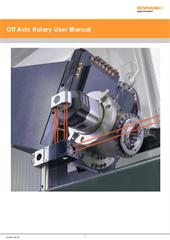 User guide: Off Axis Rotary Software