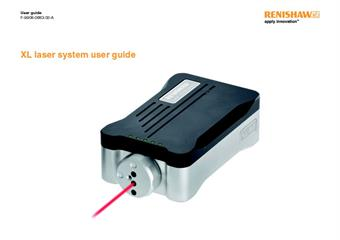 User guide:  XL-80 laser system