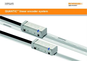 Installation guide:  QUANTiC™ linear encoder system