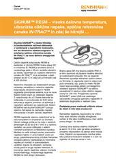 Članek: SiGNUM™ RESM – visoka delovna temperatura, ultranizka ciklična napaka, optična referenčna oznaka IN-TRAC™ in zdaj še hitrejši …
