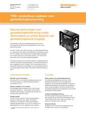 Folder: TRS1 contactloos systeem voor gereedschapherkenning