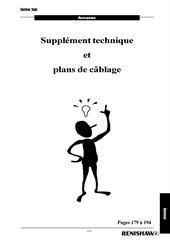Supplément technique et plans de câblage