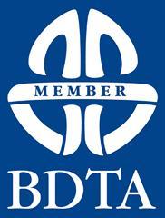 BDTA membership badge
