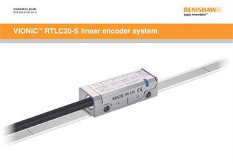 Installation guide:  VIONiC™ RTLC20-S linear encoder system