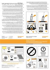 User guide:  Equator cleaning kit