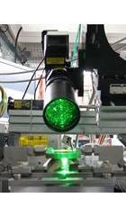 Custom Renishaw Raman probe interface deployed on the SNBL beamline