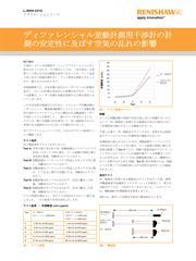 ディファレンシャル差動計測用干渉計の計
