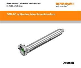 Installations- und Benutzerhandbücher:  OMI-2C optisches Maschineninterface