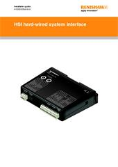 Installation guide:  HSI hardwired system interface