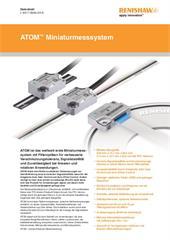 Datenblatt: ATOM Miniaturmess-System