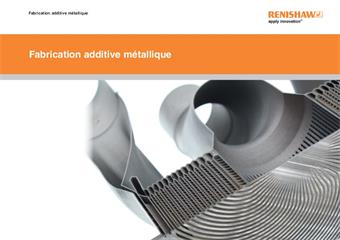 Brochure : Fabrication additive métallique