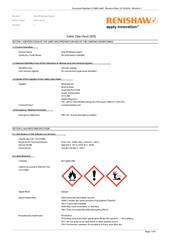 Safety data sheet: Poly 90 release agent - EU