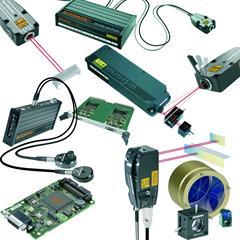 Laser encoder product montage
