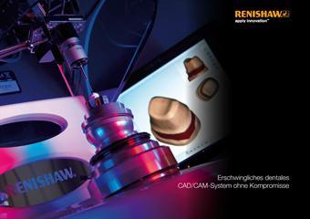 Broschüre: Erschwingliches dentales CAD/CAM-System ohne Kompromisse