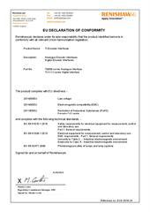 Certificate (CE): Ti Interfaces ECD2016-24