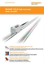 Poster: SiGNUM™ RELM high accuracy (English and German)