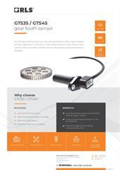 Flyer:  GTS 35/45 gear tooth sensor