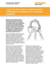 Comunicato stampa: RESOLUTE™