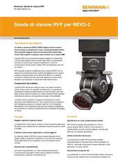 Volantino:  Sonda di visione RVP per REVO-2