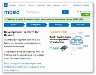 RenBED mbed homepage