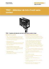 Fiche technique: TRS1 - détecteur de bris d'outil sans contact