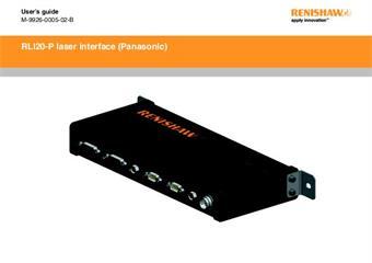 Manual: RLI20-P laser interface (Panasonic)