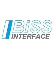 BiSS interface encoder serial communications protocol logo