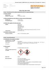 Safety data sheet: Resin 9012 B - EU
