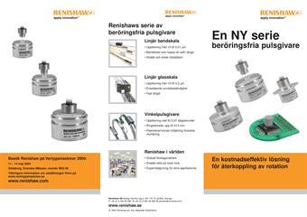 Broschyr: En NY serie beröringsfria pulsgivare