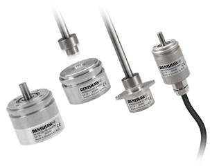Rotary magnetic encoders