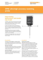 Flyer: SP80 ultra-high accuracy scanning