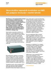 Članek: UCC- Nova družina naprednih krmilnikov za KMS kot podpora revoluciji v merilni tehniki