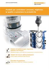 Brochure: Gamma di prodotti Renishaw