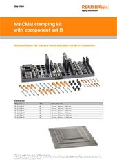 Data sheet:  M8 clamping kit with component set B