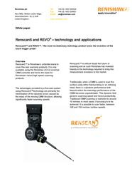 White paper:  Renscan5™ and REVO® - Technology and applications