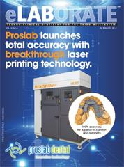 News article: Proslab launches total accuracy with breakthrough laser printing technology