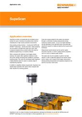 Application note:  SupaScan