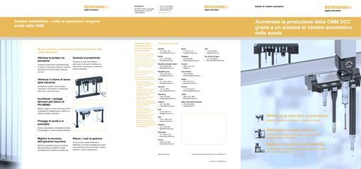 Brochure: Sistemi di cambio automatico