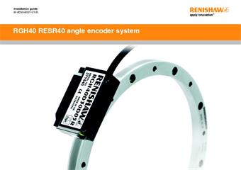 Installation guide:  RGH40 RESR40 angle encoder system