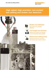 Brochure: Non-contact tool setting solutions