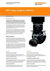 Flyer:  RVP vision probe for REVO-2