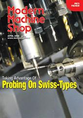 Modern Machine Shop front cover April 2009