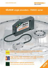 Poster: SiGNUM™ angle encoders - FANUC serial