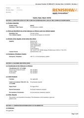 Safety Data Sheet:  Resin 8020 A 712700000 - EU