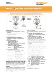 Datenblatt: OMI-2 - Optisches Maschineninterface