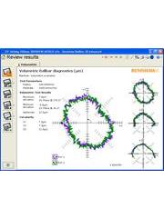 Ballbar 20 volumetric analysis