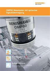 Broschüre: OMP60 Messtaster mit optischer Signalübertragung